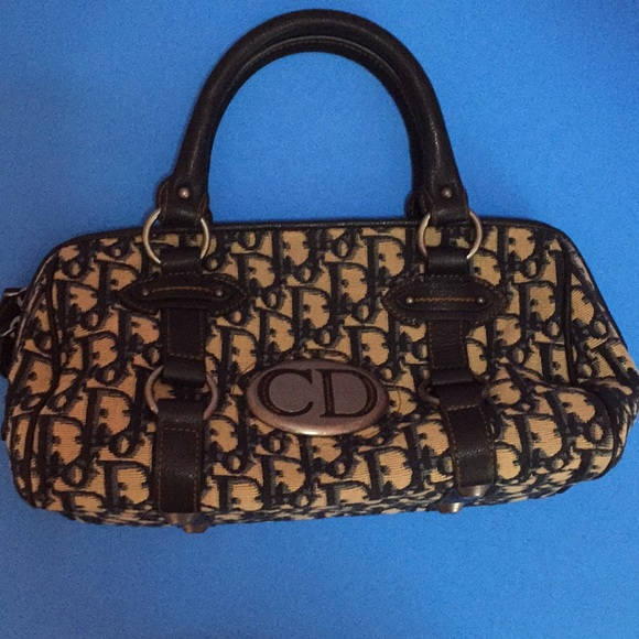 Dior Handbags - One Day Sale! Vintage Christian Dior Bag 92f11c8c31063